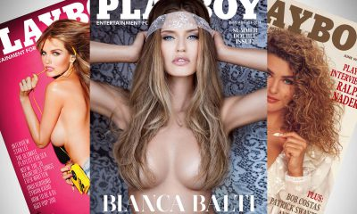 Playboy Suspends Print Magazine