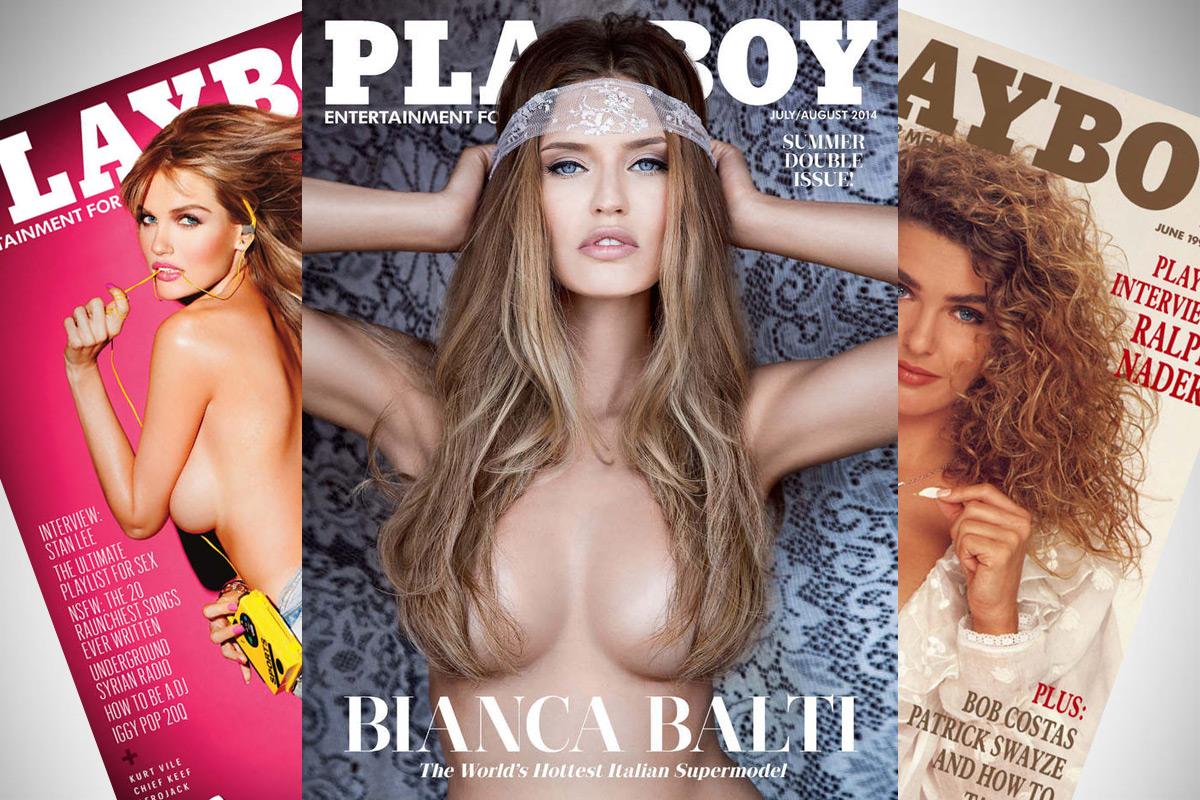 Playboy Suspends Print Magazine