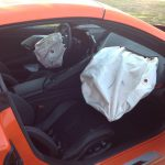 2020 Chevy Corvette C8 Z51 Crash