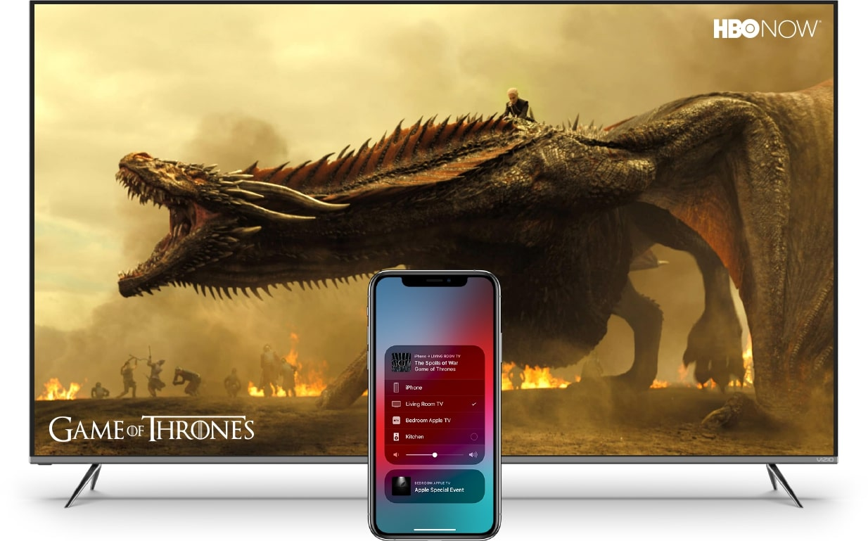 VIZIO SmartCast - Game of Thrones
