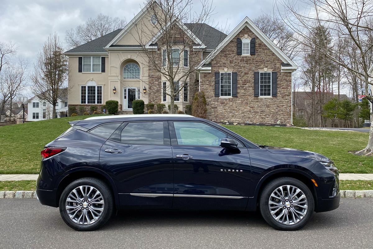 2020 Chevrolet Blazer Premier AWD