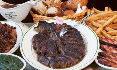 Peter Luger Steak House offering delivery and takeout