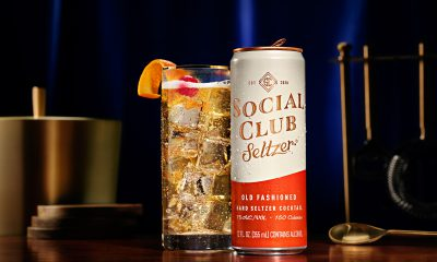 Social Club Seltzer from Anheuser-Busch