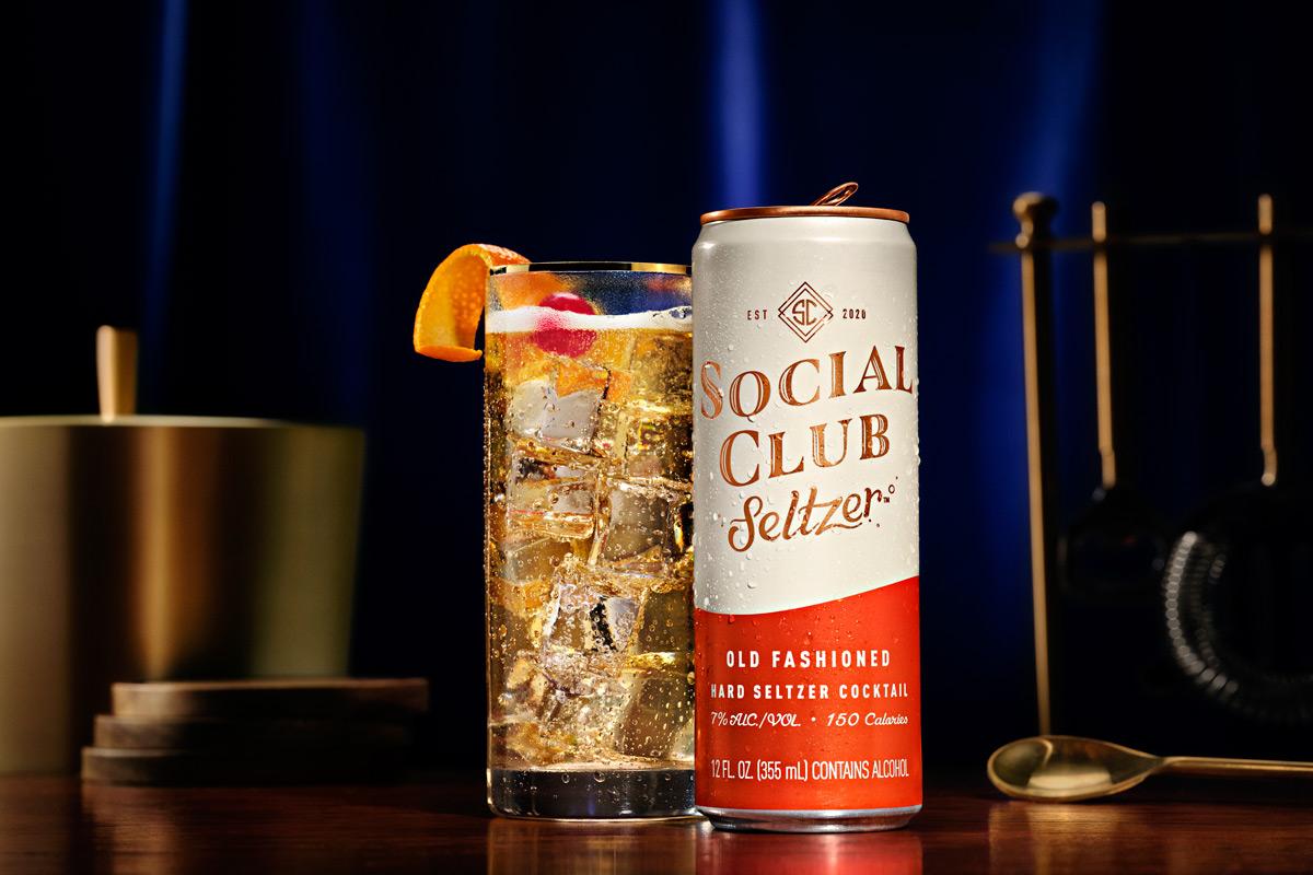 Social Club Seltzer - Old Fashioned