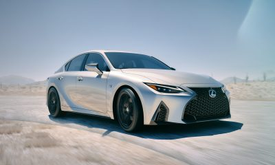 2021 Lexus IS F-SPORT