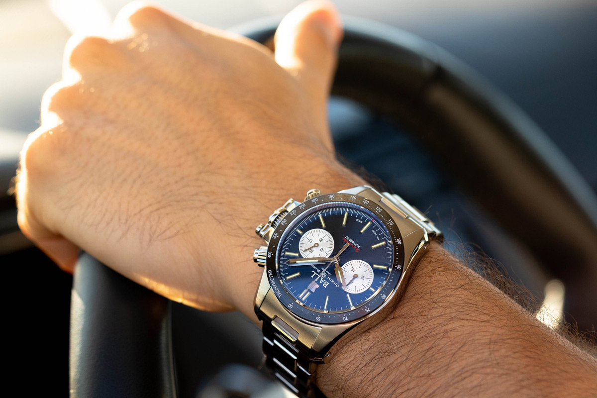 Ball Watch - Engineer Hydrocarbon Racer Chronograph