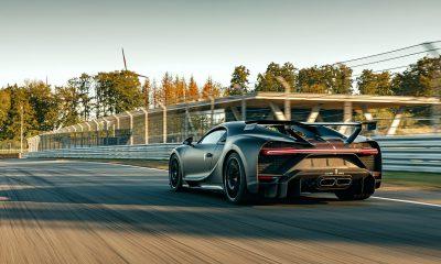 Bugatti Chiron Pur Sport - A Lap Around Bilster Berg
