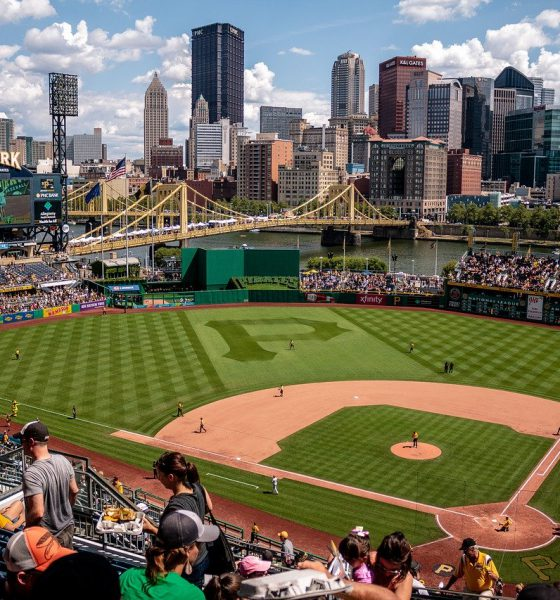 PNC Park baseball stadium