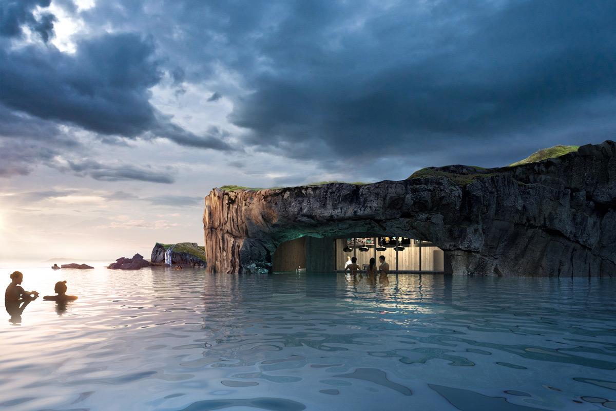 Sky Lagoon - Lagoon Bar