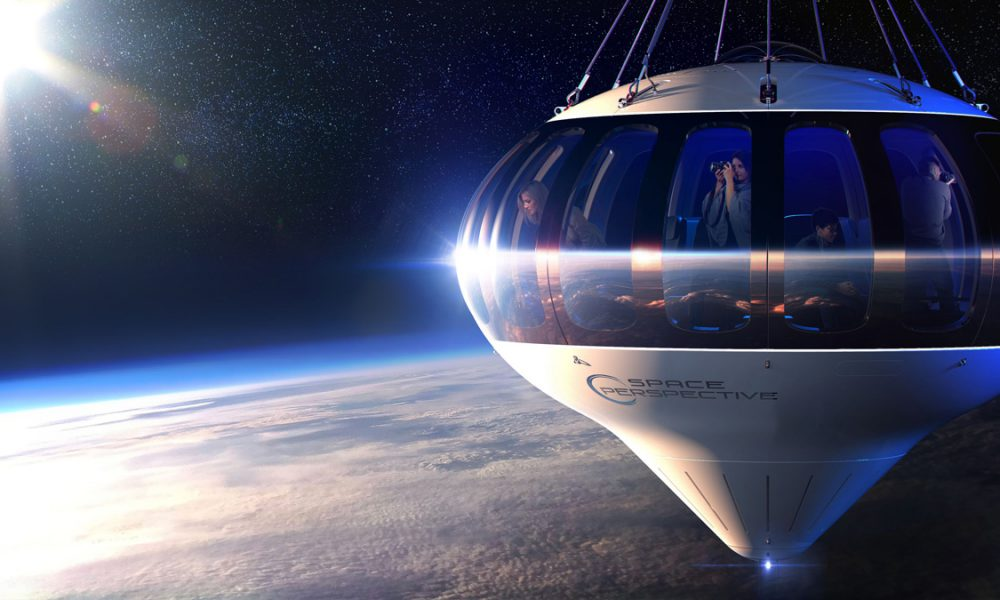 Space Perspective - Spaceship Neptune
