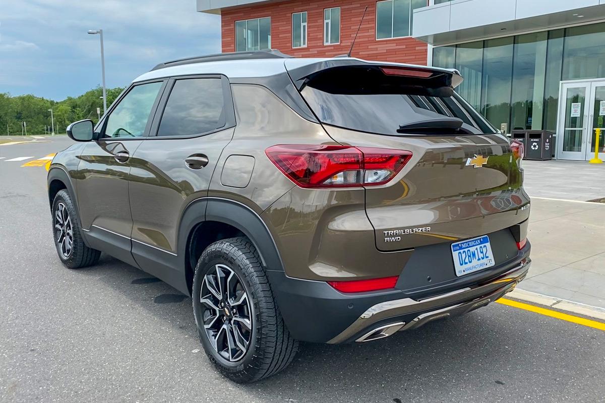 2021 Chevrolet Trailblazer ACTIV AWD