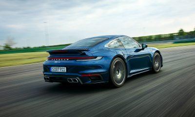 2021 Porsche 911 Turbo (992)