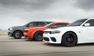 2021 Dodge SRT Performance Lineup