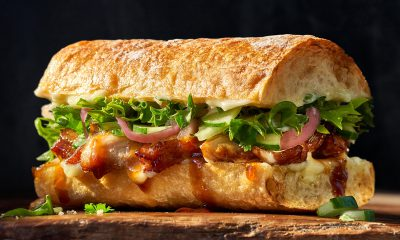 Panera Bread - Teriyaki Chicken Sandwich