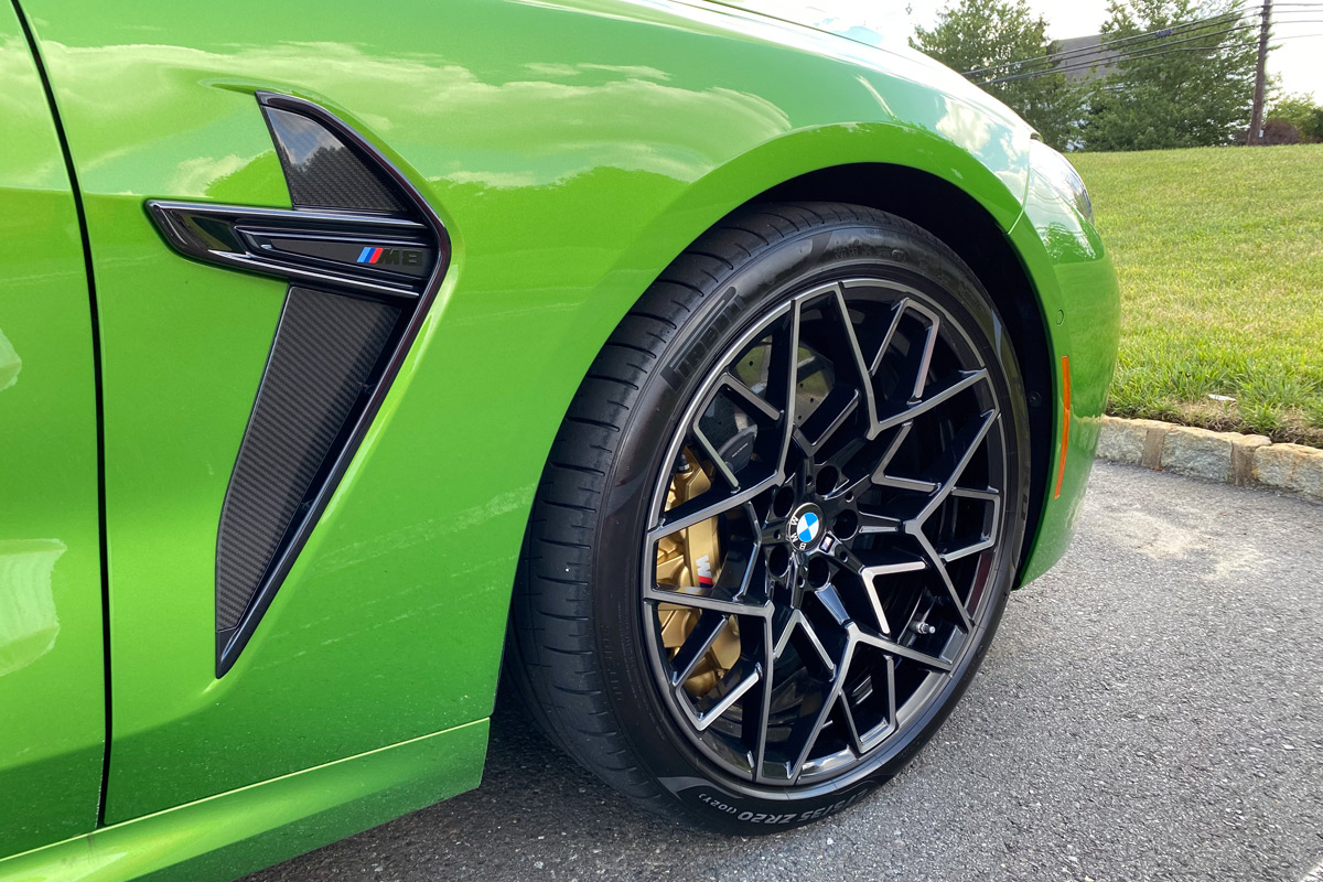 2020 BMW M8 Competition Coupe - Wheels