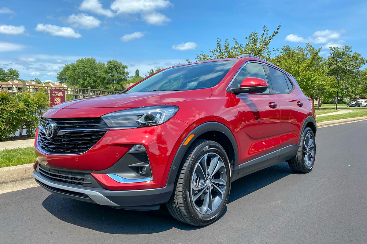 the 2020 buick encore gx offers a stylish alternative to
