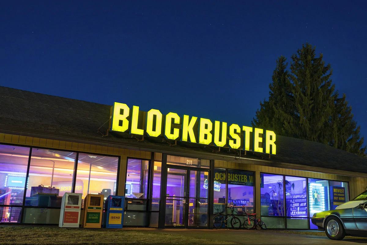 Summer Sleepover at The Last Blockbuster Video