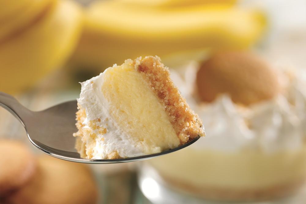 Popeyes Banana Pudding Parfait