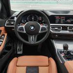 2021 BMW M3 Sedan interior