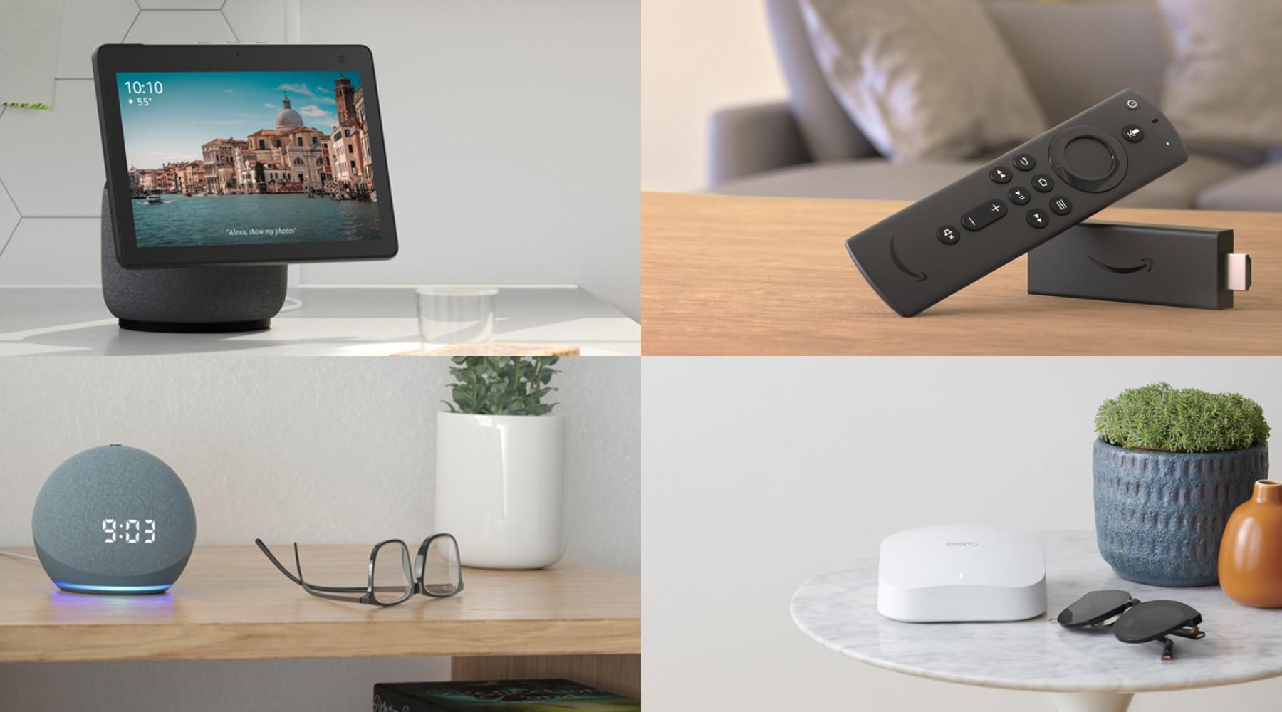 Amazon Fall 2020 Hardware