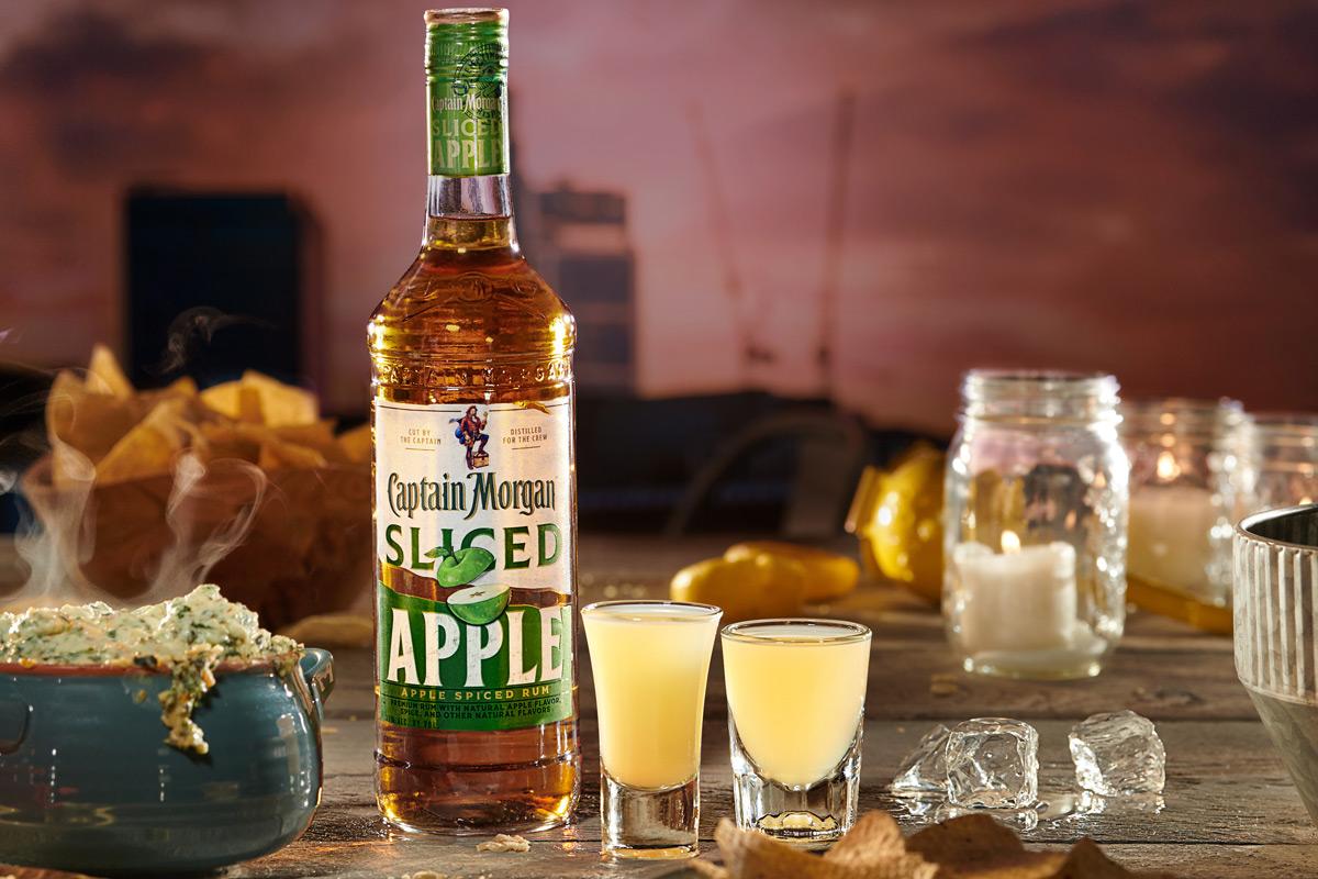 Captain Morgan Apple Crisp