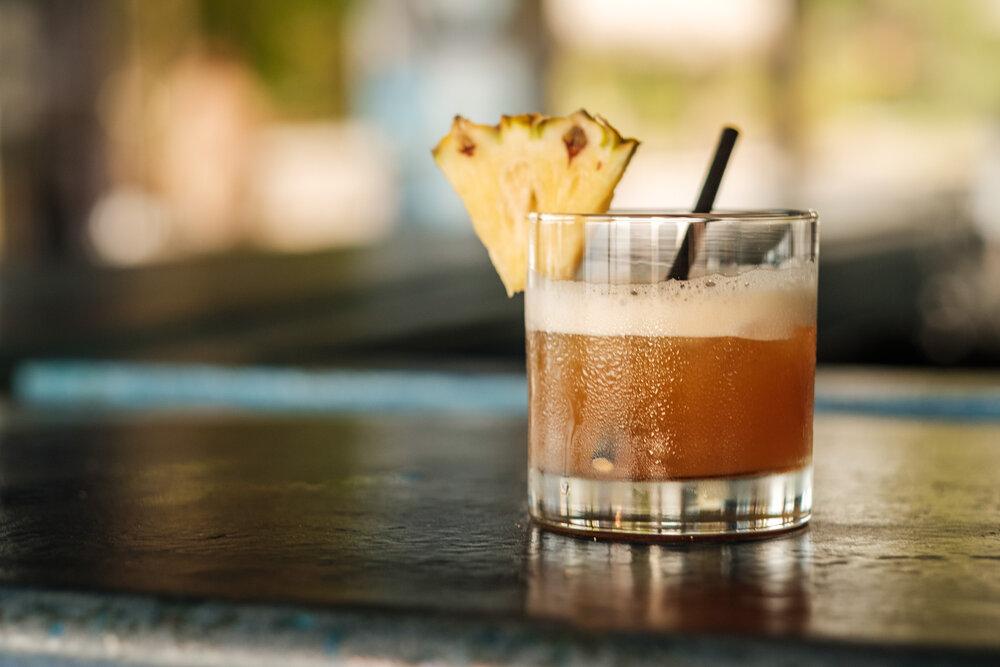 GoldenEye Cocktail