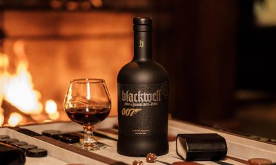Limited Edition 007 Blackwell Fine Jamaican Rum