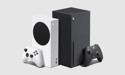 Microsoft Xbox Series S and Xbox Series X