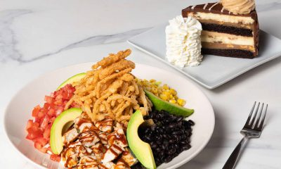 The Cheesecake Factory $15 lunch special