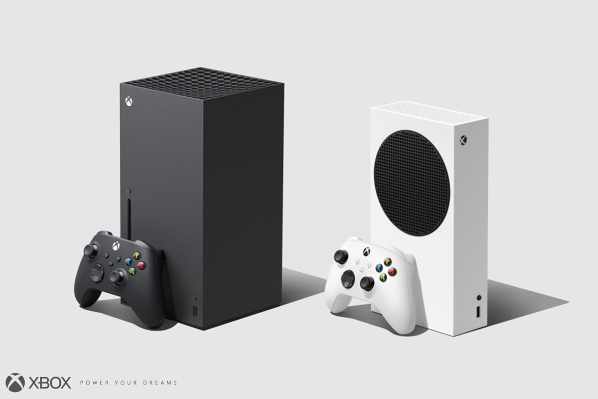 Xbox Series X and Xbox Series S