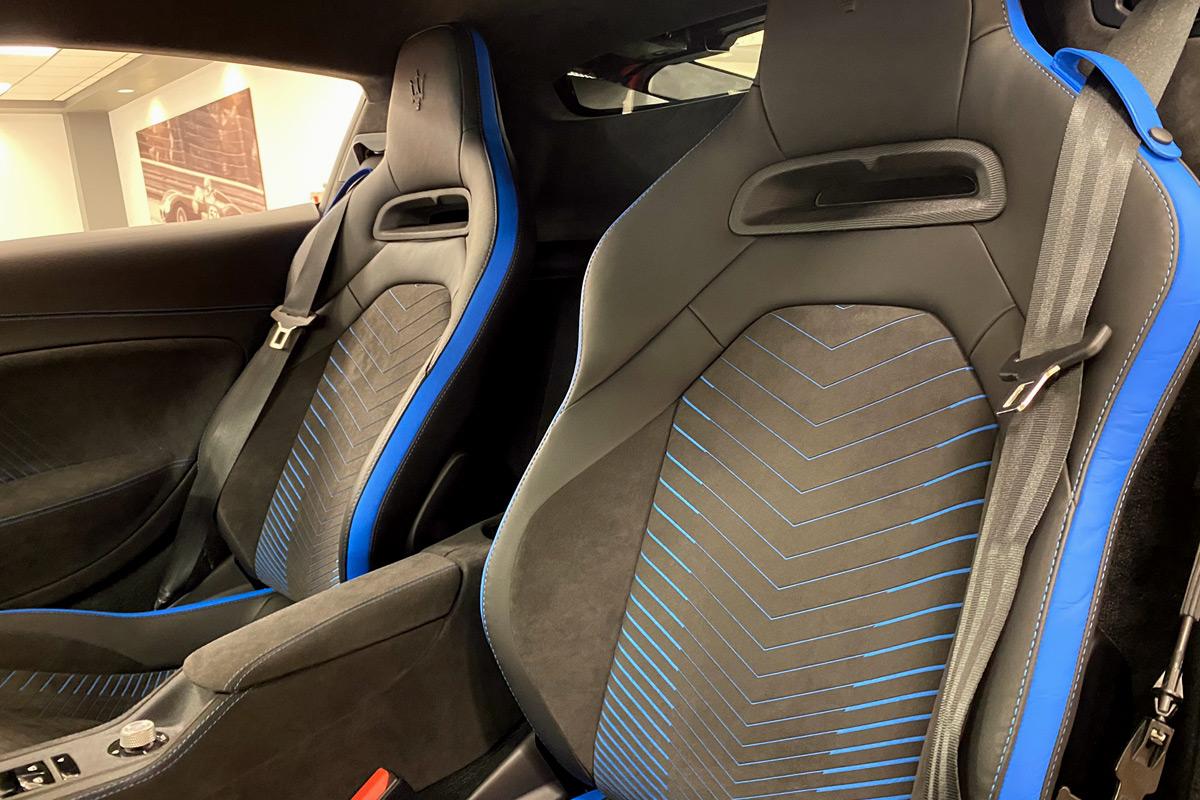 2022 Maserati MC20 - Interior