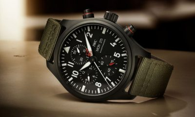 IWC Top Gun Fighter Pilot Watch