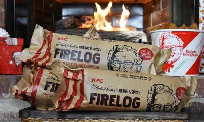KFC 11 Herbs & Spices Firelog