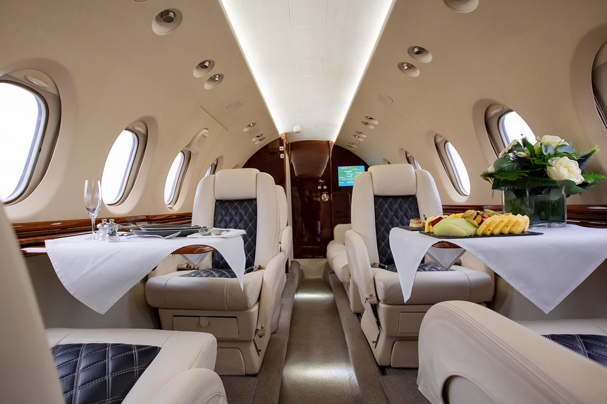 Air Charter Service - Weddings in the Sky