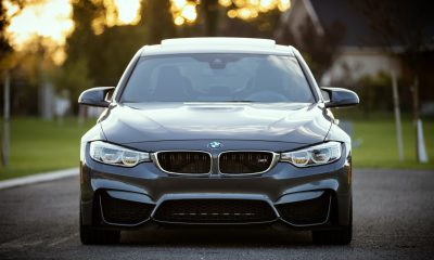 BMW M3 - front view