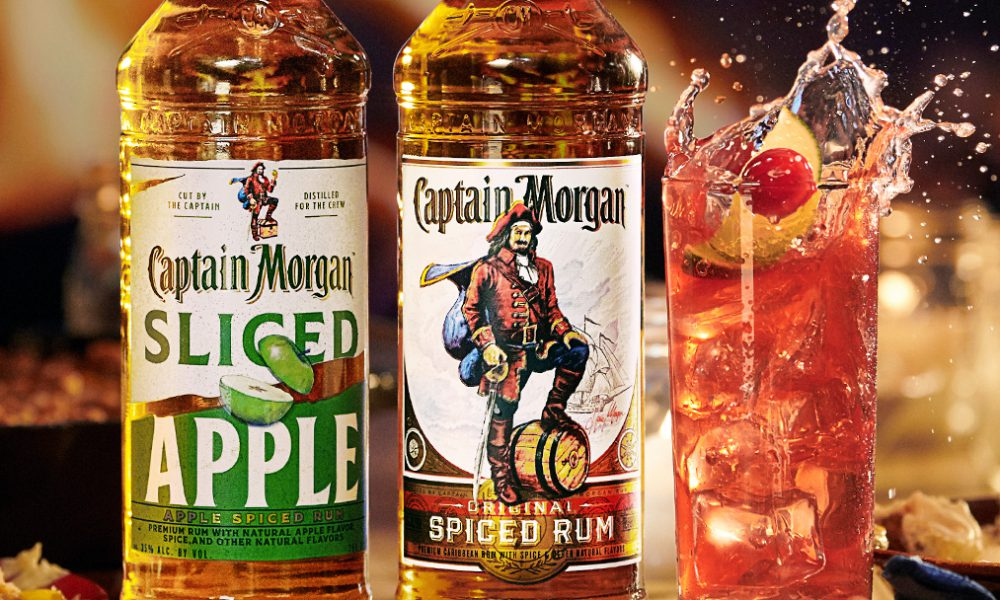 Captain Morgan Thanksgiving Cocktails