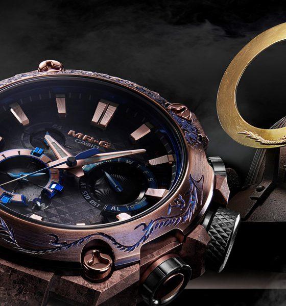 Casio G-Shock MRG-B2000SH Shougeki-Maru watch