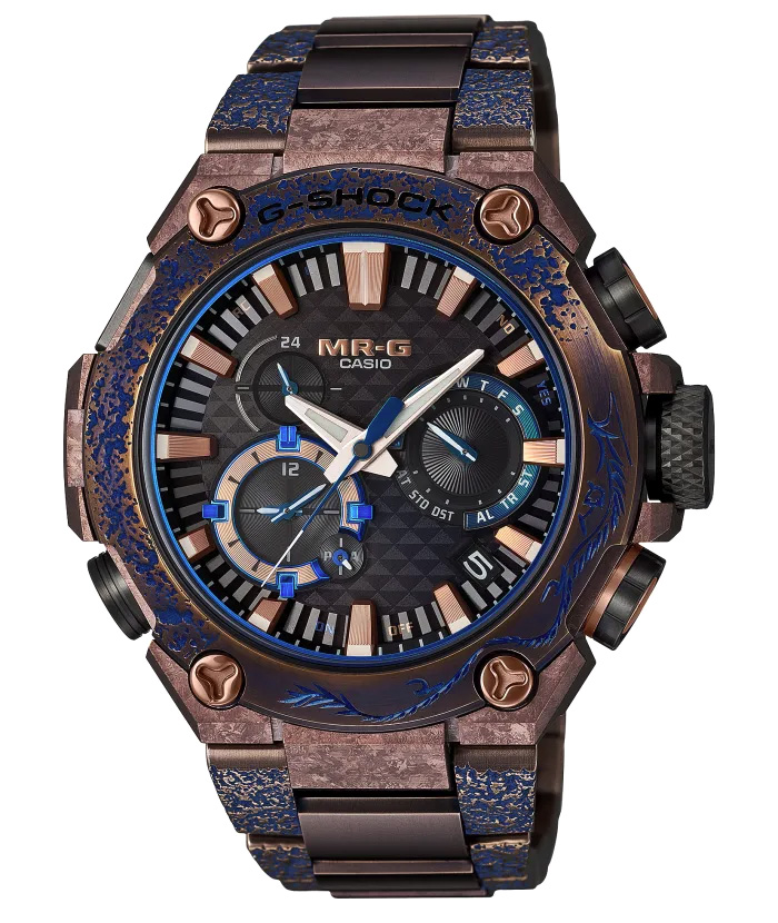 Casio G-Shock MRG-B2000SH Shougeki-Maru watch