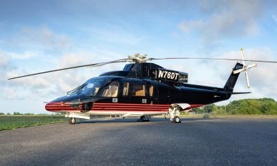 Donald Trump's Helicopter Is For Sale