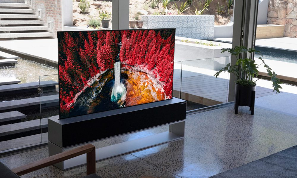 LG Signature OLED TV RX