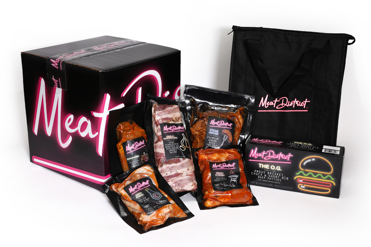 Meat District - Ultimate Grilling Pack Box