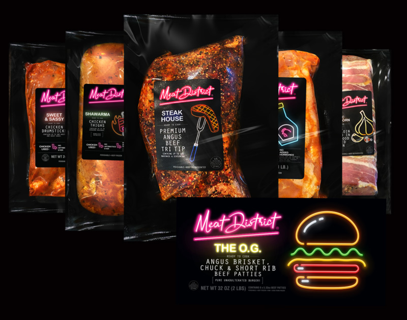 Meat District - Ultimate Grilling Pack