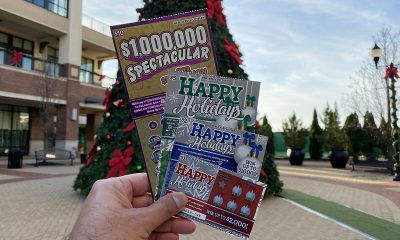 2020 New Jersey Lottery Holiday Scratch-Offs