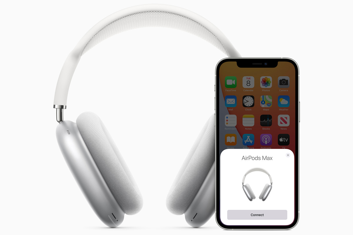 Apple AirPods Max - Pairing With iPhone
