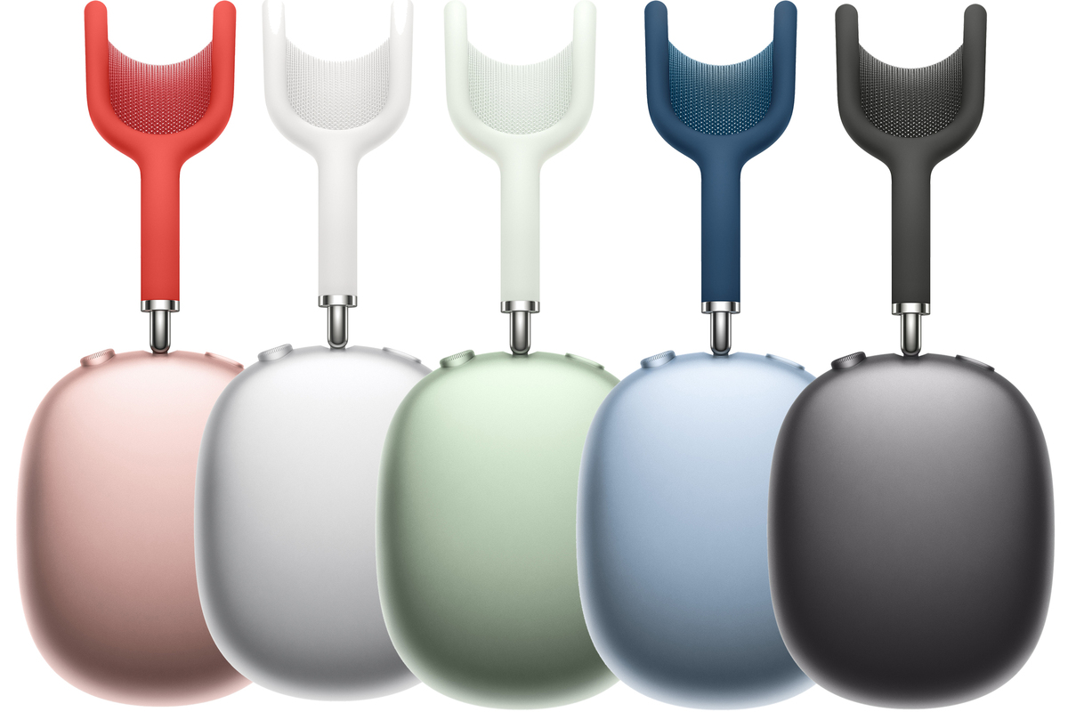 Apple AirPods Max - Color choices
