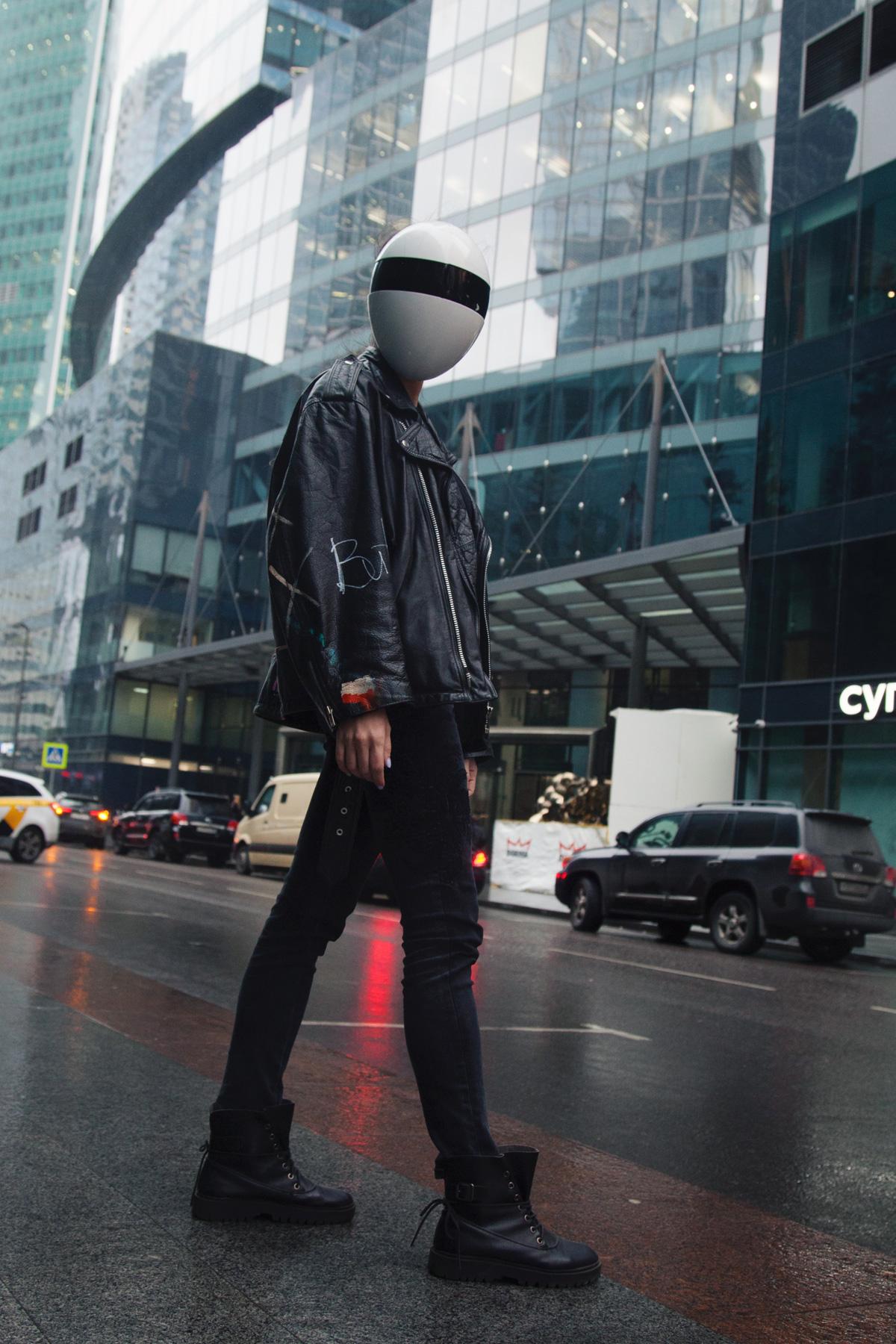 BLANC Full Face Modular Mask