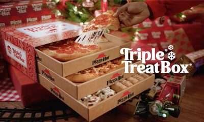 Pizza Hut - Triple Treat Box