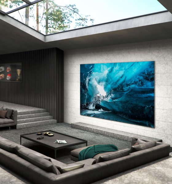 Samsung 110-Inch MicroLED TV