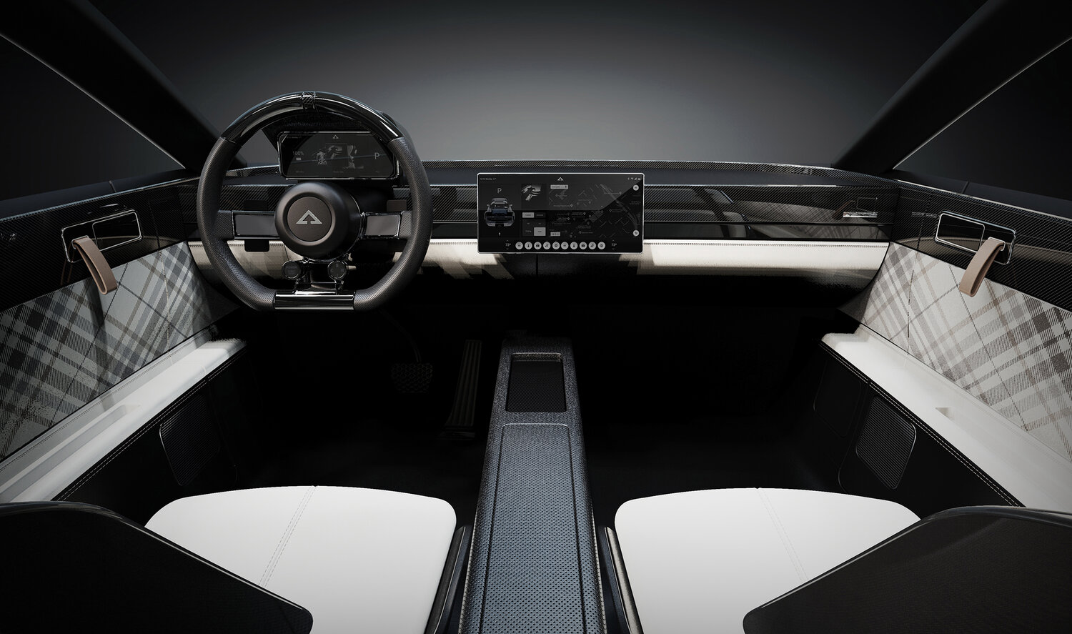Alpha ACE Coupe Performance Edition - Interior