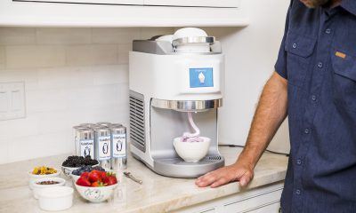 ColdSnap Ice Cream Maker